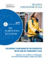 Expeditie en conferentie Wijk van de Toekomst